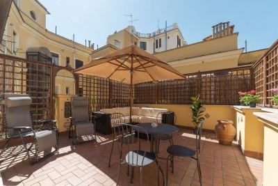 Vatican Rooftop Terrace